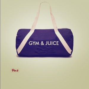 Gym & Juice Duffle
